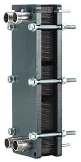 Danfoss MPHE XGM032 išardomas šilumokaitis